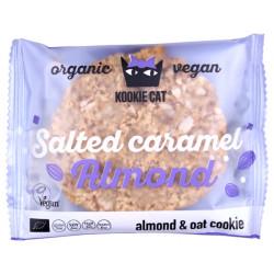 Kookie Cat - salato Caramello e Mandorle 50g