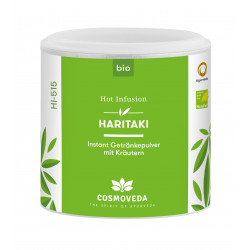 Cosmoveda - BIO Haritaki - Hot Immediata Infusione - 150g