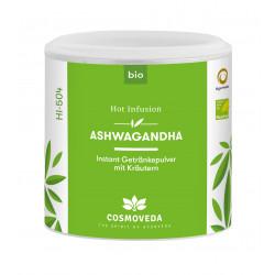 Cosmoveda - BIO Ashwagandha - Caliente Instantánea de la Infusión 150g
