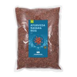 Cosmoveda ORGANIC red Ayurveda Navara rice - 1kg
