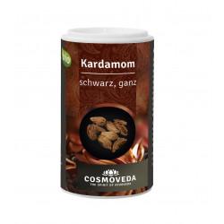 Cosmoveda organic cardamom black whole - 18g