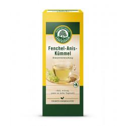 Lebensbaum - Fenchel-Anis-Kümmel-Tee - 20 Teebeutel