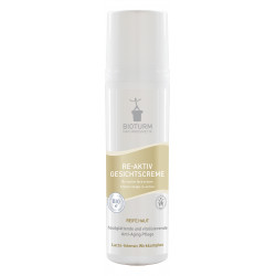 Bioturm - Re-active Crème pour le visage Anti-Age - 75ml