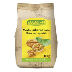 Rapunzel organic walnut kernels halves - 100g