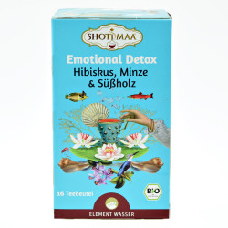 Hari - Emotional Detox Shoti Maa Elements Tea