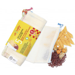 ah table - fruit and vegetables pouch - 5 pieces