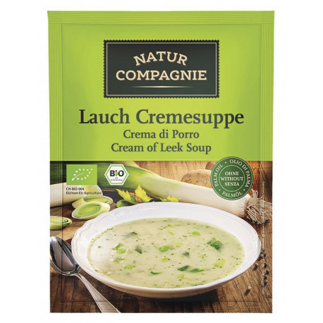 Natur Compagnie - Lauch Cremesuppe - 43g