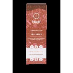 Khadi - Hellbraun - 100g