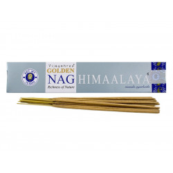 Vijayshree - bastoncini di Incenso Golden Nag Himalaya - 15g