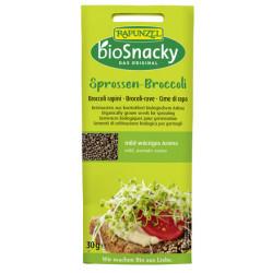 Rapunzel - bioSnacky Sprossen-Broccoli - 30g