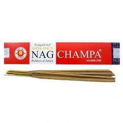 Vijayshree - bastoncini di Incenso Golden Nag Champa - 15g