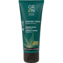 GRØN - shaving cream hemp & hops - 75ml