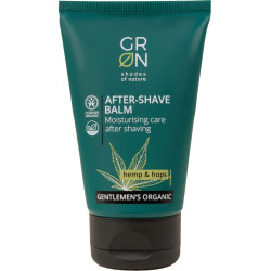 GRØN - After Shave Balm hemp & hops 50ml