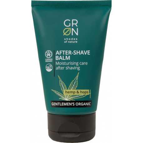 Grøn After Shave Balm Cáñamo Lúpulo 50ml Miraherba Cosmética Natural