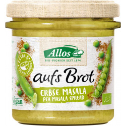 Allos - on bread peas Masala - 140g