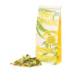 Dutch Harvest - hemp & turmeric tea - 50g