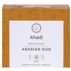 Khadi - Shanti Soap Arabian Oud - 100g