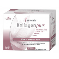 Hübner - femamin Colágeno plus - 450ml
