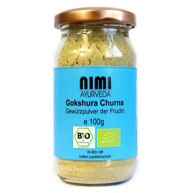 Nimi - Gokshura Churna Bio - 100g