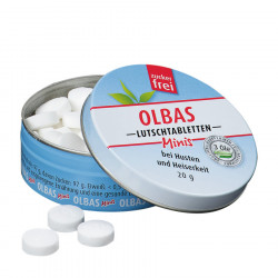 OLBAS - Classique Pastilles sans Sucre - 20g