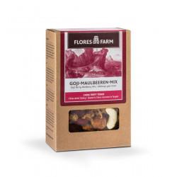 Flores Farm - Organic Goji Mulberry Mix - 100g