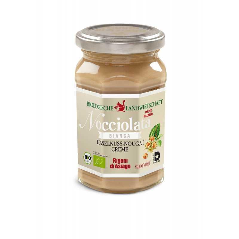 Rigoni di Asiago - Nocciolata Bianca Nuss Aufstrich - 270g