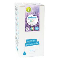 Sodasan - Color Lessive liquide Lavande - 5l