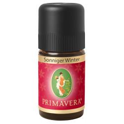Primavera - mezcla de fragancias Soleado de Invierno 5ml