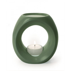 Primavera fragrance lamp Primavera forest green matt