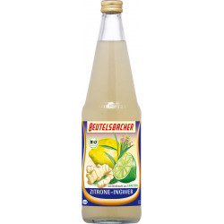Beutelsbacher - Limone-Zenzero Drink - 0,7 l