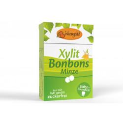 Birkengold - Bonbons Minze - 30g