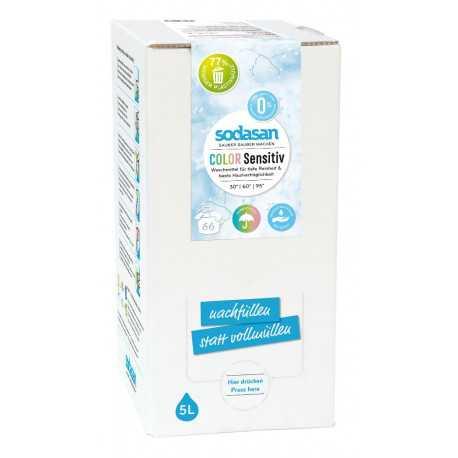 Sodasan Color Sensitiv Flüssigwaschmittel 5l