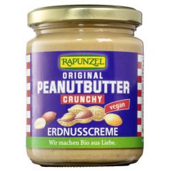 Rapunzel peanut butter Crunchy 250g