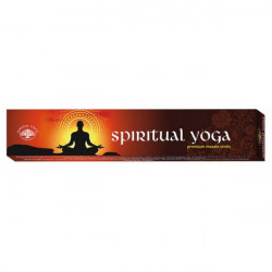 Green Tree Incense - Spiritual Yoga - 15g