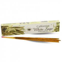 Green Tree Incense - Californian White Dis - 15g