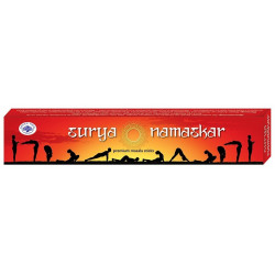 Green Tree Incense - Surya Namaskar - 15g
