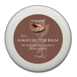 Finigrana - Bio Kakao Butter Balm - 15ml