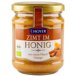 HOYER cinnamon in the honey - 250g