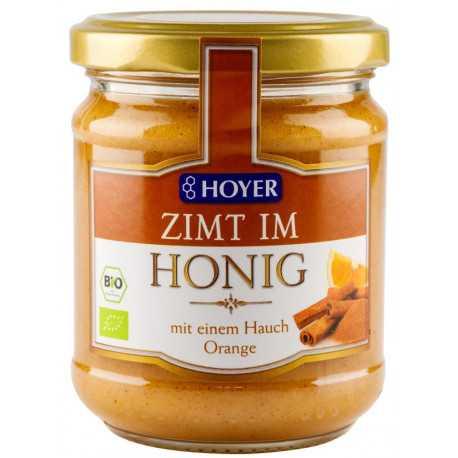 HOYER - Zimt im Honig - 250g