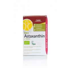 GSE - Astaxanthin + selenium (organic) - 45 capsules