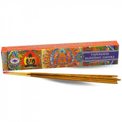 Green Tree Incense - Vajrayana Buddhist Tantra - 15g