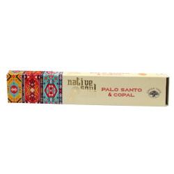 Green Tree Incense - Palo Santo & Copal - 15g