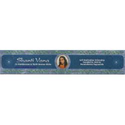 Shanti Vana - Incienso & Mirra - 15g