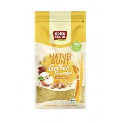 Rosengarten - gelber Porridge Mandel Kurkuma - 400g