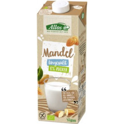 Allos - almond Drink natural 1l