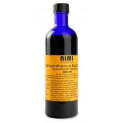 Nimi - Danwantharam Kuzhampu Öl - 200 ml