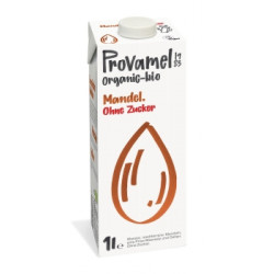 Provamel almond drink...