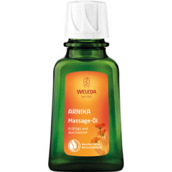 Weleda - Arnika Massage-Öl - 50 ml