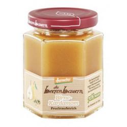 les beerenbauern - Poire-Cardamome Fruchtaufstrich - 200 g