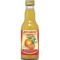 Bag BACHER - orange juice juice - 0,2 l